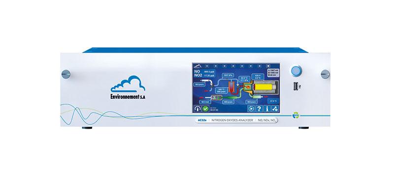 The e-series AC32e No, No2 & Nox analyzer gets the US-EPA approval
