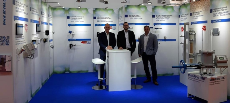 ENVEA-SWR at the International Feed Industry Show
