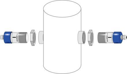 level monitoring process powders