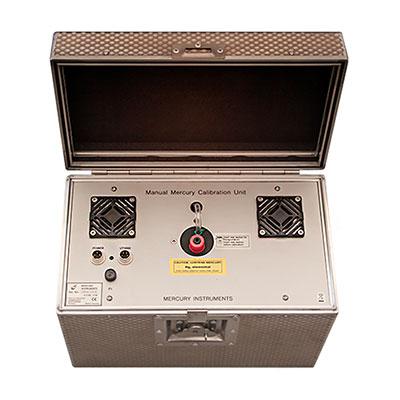 Manual Calibration Set for the UT-3000 mercury monitor
