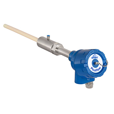 Flow Measurement at low solid/air ratios